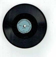78 tours 15 cm SRENADE - MUSOTTE Pygmo Disque Phonographe PYGMO B 20 RARE