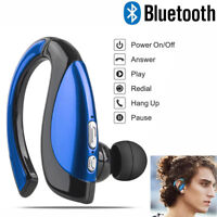 Handsfree Bluetooth Headset Wireless Headphone for iPhone Samsung S10 S9 S8 S7