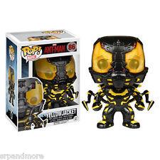 Ant-Man Yellowjacket Pop! Vinyl Bobble Head Figure-New in Packaging