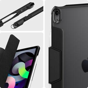 iPad Air 4 Case   Spigen® [Ultra Hybrid] Shockproof Pencil Holder Slim Cover