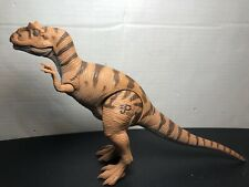1997 Jurassic Park Lost World Battle Ravaged Allosaurus,Jp 47,Hasbro,Complete!