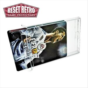 Schutzhüllen für Playstation 4 OVP in 0,5 mm game protectors box Folie steelbook