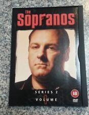 The Sopranos - Series 2 Volume 1 - DVD Region 2 - excellent condition