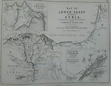 Egypt, Syria, Battle of the Pyramids1798, Allison's AK Johnston Pub1848 M2