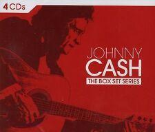 JOHNNY CASH - THE BOX SET SERIES 4 CD NEU