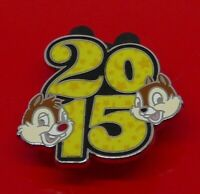 Small Disney Pin Badge Chip 'N' Dale Characters 2015