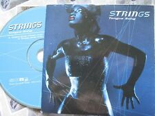 Strings ‎– Tongue Song Label: Epic Records  XPCD2475 UK Promo CD Single