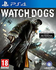 Watch Dogs PS4 *in Excellent Condition*