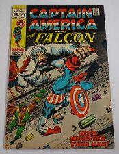 CAPTAIN AMERICA #135 FALCON  VF
