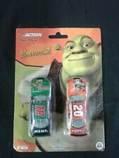 Action SHREK 2 NASCAR Home Depot/ Interstate Batteries Stock Cars 1/64