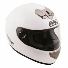 Gloss Thermo-Resin Full Face Scooter Motorcycle Helmets