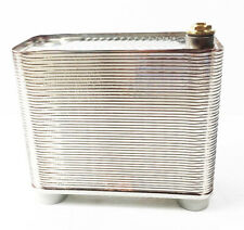 INTBUYING 50-Plate Water to Water Brazed Plate Heat Exchanger 1/2''~1'' MPT