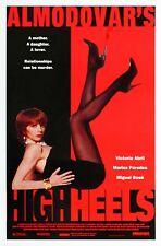 35mm HIGH HEELS-1991. Pedro Almovodar. Italian language Feature Film.