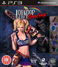 Lollipop Chainsaw PS3 * En Excelente Estado *