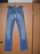 Replay Damen Stretch Jeans Model WV425034 Bootcut blau used wash W26 L34 NEU