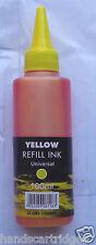 Universal Gelb 100ml Ij Brand Farbe Flasche Tinte