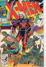 LOT OF 25 X-Men #2  Nov 1991 Marvel Comics Magneto Triumphant! Bagged & Boarded