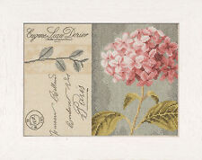 Hydrangea: Lanarte Counted Cross Stitch Kit-PN0008104