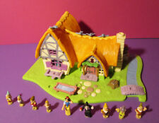 Polly pocket mini disney ♥ BLANCHE NEIGE ♥ BLANCHE NEIGE ♥ 99% complet ♥ 1995 ♥