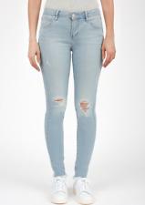 Articles of Society Women's Blue Sarah Cut Off Hem Jeans 13412 Size 27