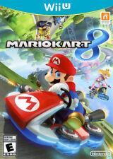 Nintendo WII U - Mariokart 8  - NEUF, SCELLÉ/SEALED