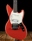 Fender Kurt Cobain Jag-Stang - Fiesta Red - Free Shipping for sale