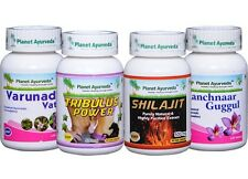 Prostate Care Pack for Healthy Prostate - Planet Ayurveda - US seller