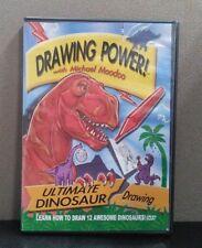 Drawing Power: Ultimate Dinosaur Drawing     (DVD)     LIKE NEW