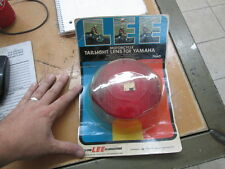 Lee Taillight Lens 1971 & Later Yamaha 7460