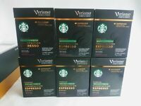 Starbucks Verismo 72 Count Decaf Espresso Roast Espresso Pods BBD 24 Feb 2020