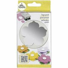 EK Tools Flower Paper Punch, Large, Petunia