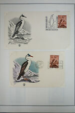 South America Vintage Stamp Collection