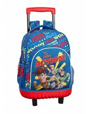 Mochila grande con ruedas Compact Toy Story SAFTA 8412688345014