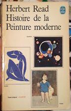 HERBERT READ History Of Modern Art FRANCE FRENCH BOOK