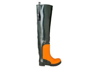 Skellerup Forester Waders size UK 11 Schnittschutz Watstiefel