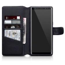 Étuis, housses et coques etuis portefeuilles noir Pour Samsung Galaxy Note8 pour téléphone mobile et assistant personnel (PDA)