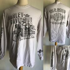 OLD ROAD HARLEY-DAVIDSON MOTORCYCLES Santa Clarita, CA Long Sleeve T-Shirt Large