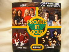 1978 Coca-cola & Burger King Promotional Record Abba Spinners Firefall Warner