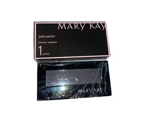 Mary Kay Petite Palette Empty Eye Shadow Compact With Mirror New In Box