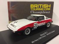 Mazda RX-7 Win Percy TWR Pentex 1980 BTCC Champion 1:43 HR11
