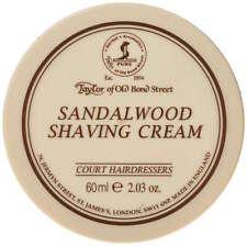 Taylor of Old Bond Street Sandalwood Shaving Cream 60g