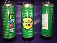 Mini Green Tennis Machine - Professional Tennis Ball Re-pressurizer