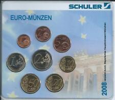 Deutschland Euro KMS 2008 D Firma Schuler 2008