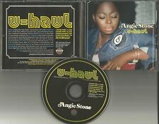 ANGIE STONE U haul w/ 2 EDITS & INSTRUMENTAL PROMO DJ CD Single 2004 MP3 Format