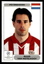 Panini Champions League 2000/2001 - Ruud van Nistelrooy PSV Eindhoven No. 284