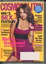 JESSICA ALBA Cosmopolitan ~ 9/07 ~ 30 Days of Fashion Peter Lindbergh SEALED NEW