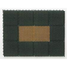 Oates EASY CLEAN OUTDOOR MAT Assorted Colour PLastic 57x43cm - Aust Brand