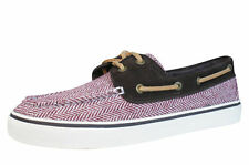 Sperry Deck Shoes Casual Textile Flats for Women