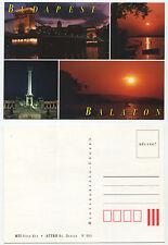 29408 - Budapest - Balaton - alte Ansichtskarte