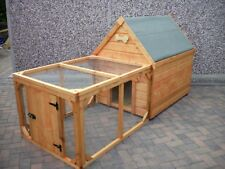 Dog Kennel and RUN for Medium/Large Dog 8ft x 3ft - Top Quality - Could Deliver